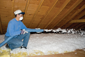 Blown Insulation