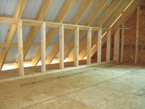 Energy savings blog at home energy rx written by experts for Knee wall support